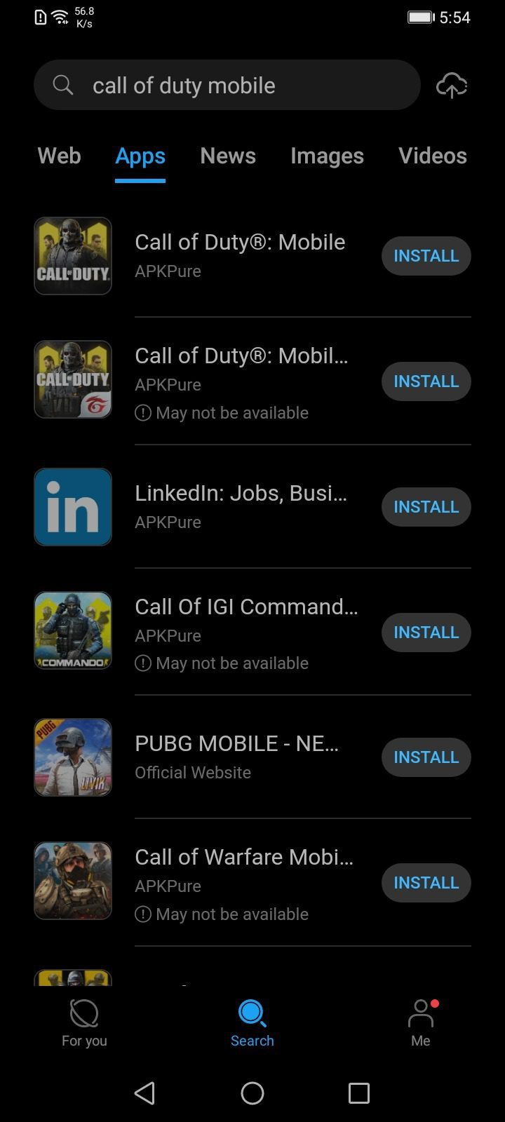 How to Install COD Mobile on Huawei Devices